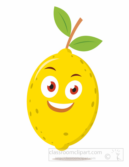 Moving clipart fruit Clipart Character Fruits Illustrations Graphics