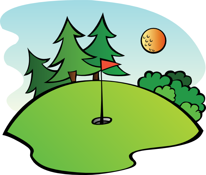 Golf Course clipart animated Course Clipart Animations Free and