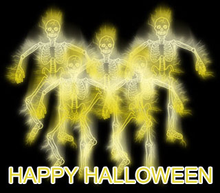 Moving clipart halloween Skeletons with Skeletons clipart Clipart