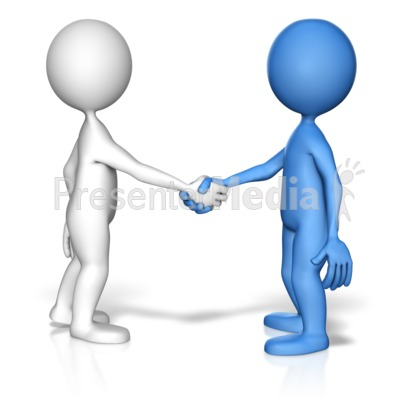 Moving clipart handshake 12120 Handshake Clipart Standout Hands