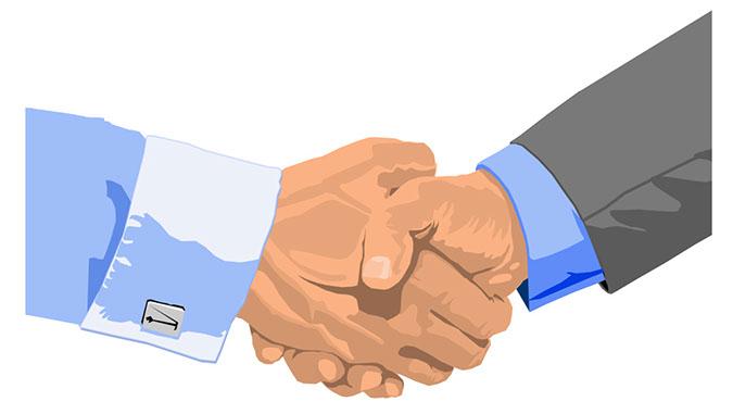 Moving clipart handshake BLOG AttitudeHandshake01 Legal Solutions Victor