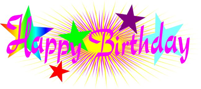 Moving clipart happy birthday Clipart Birthday Happy clipart Art