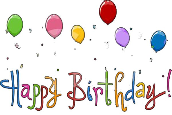 Moving clipart happy birthday Animated Birthday Inspiration Cliparts Art
