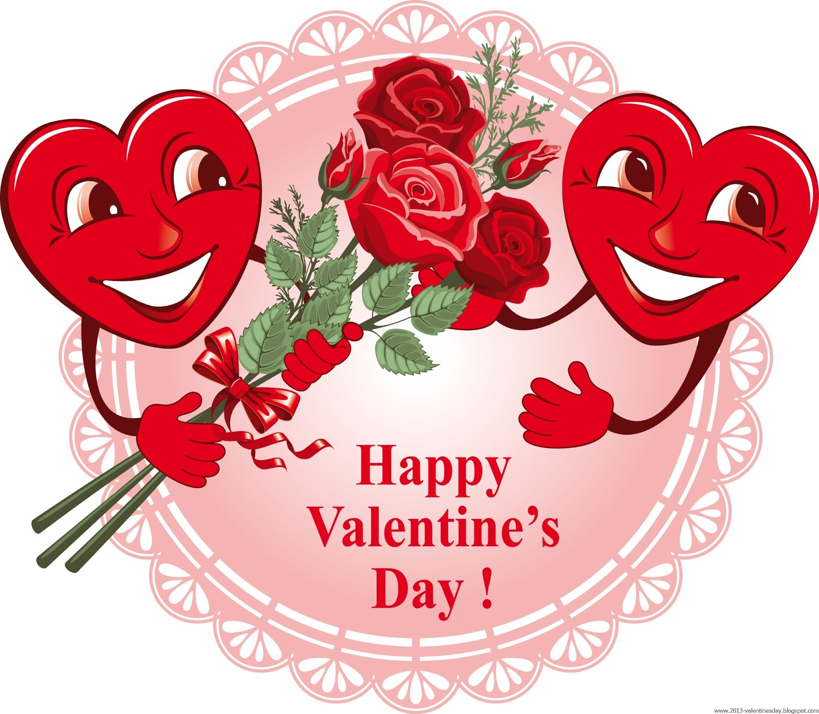 Moving clipart happy valentines day #7