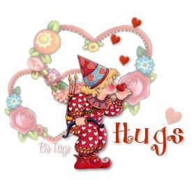 Moving clipart hug Kisses Gifs Kisses graphics hugs