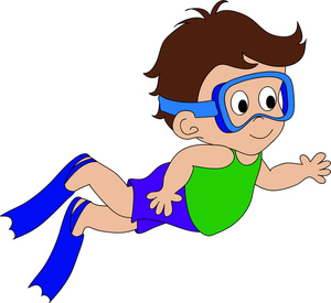 Moving clipart kid Images Animated Swimming Clipart Kids