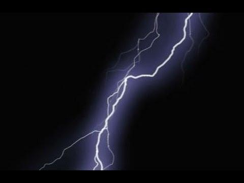 Moving clipart lightning YouTube Screen Animation Strike Screen