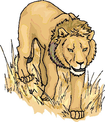 Moving clipart lion Gifs animal Animated and graphics