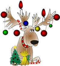 Moving clipart merry christmas #9
