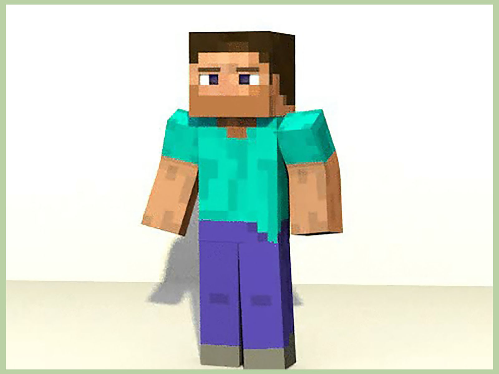 Moving clipart minecraft #3
