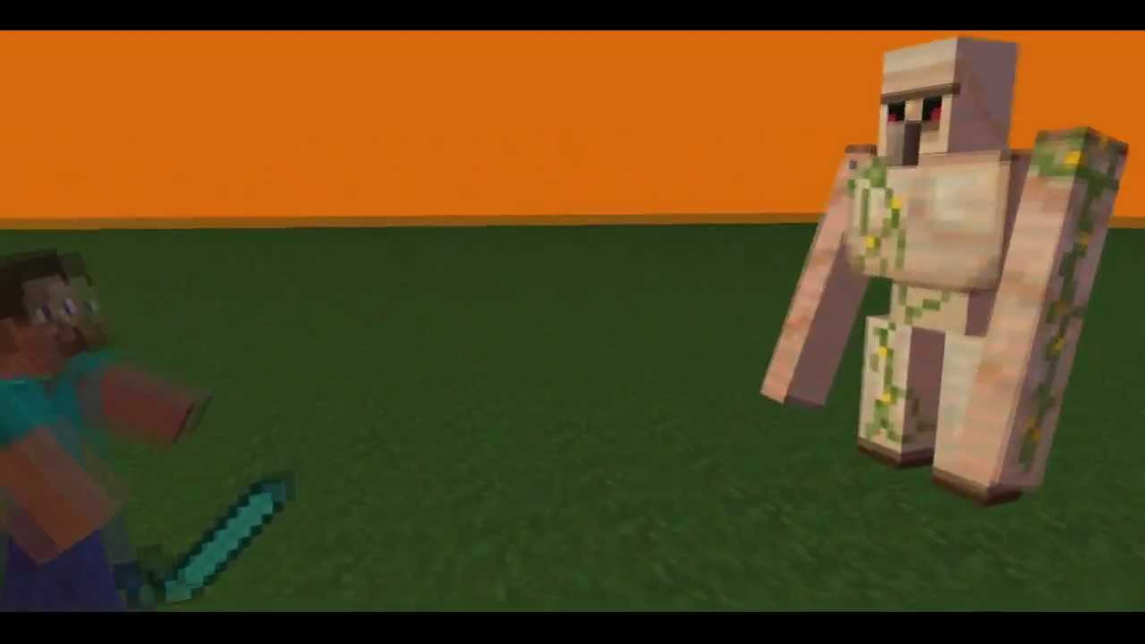 Moving clipart minecraft #6