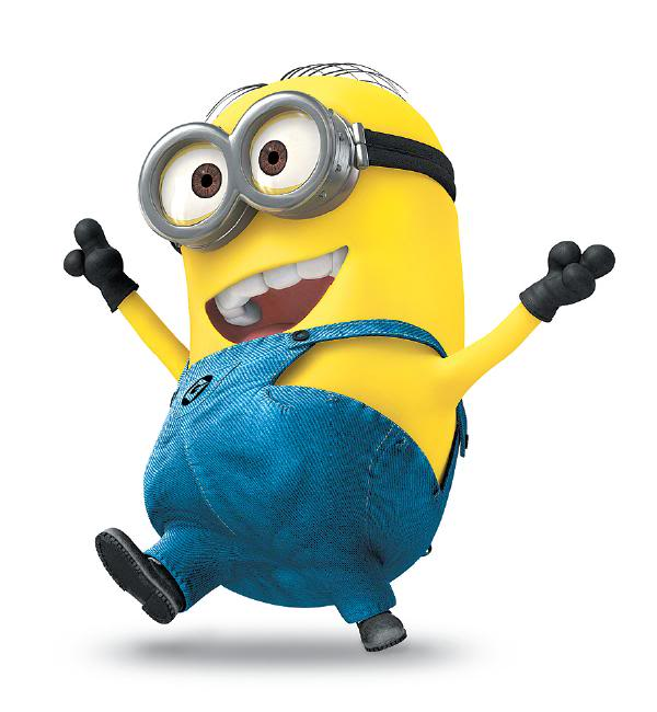 Moving clipart minion Funny Clipart Confused Clipart Scratching