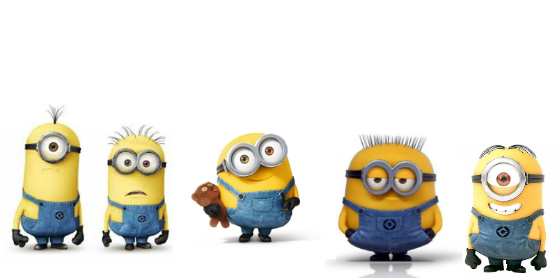 Moving clipart minion SHOULD that hairstyles 125 know