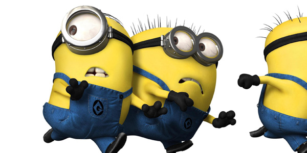 Moving clipart minion The Minions Moves 2015 To
