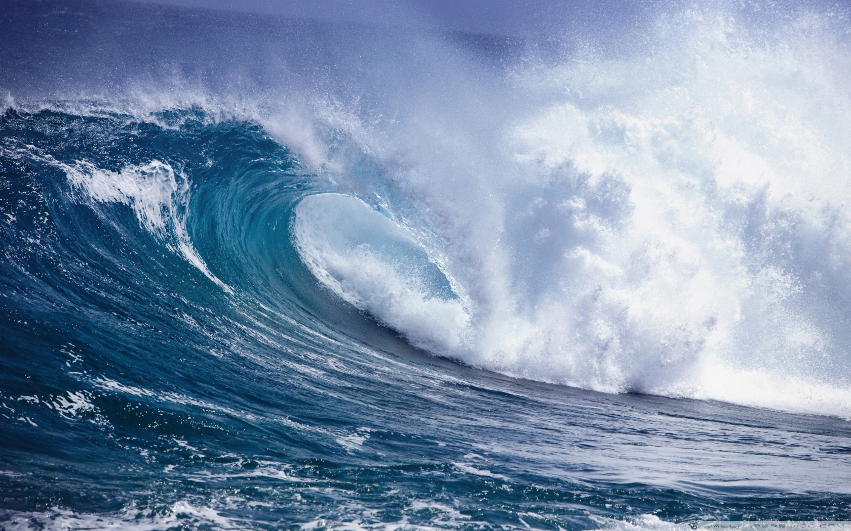 Monster Waves clipart tidal energy #2