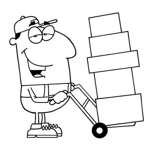 Moving clipart party Moving Art Party Art –