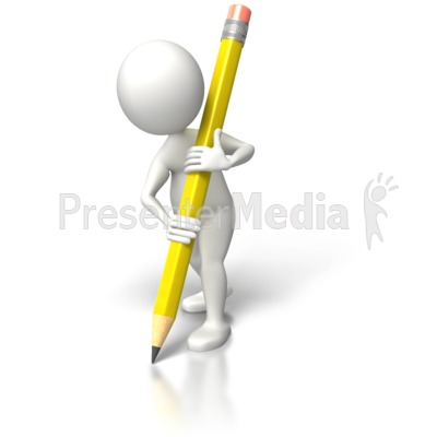 Pencil clipart powerpoint Pencil Writing circle With pencils