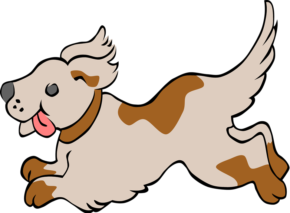 Moving clipart puppy #13