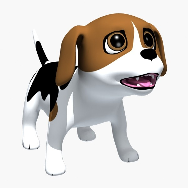 Moving clipart puppy #15
