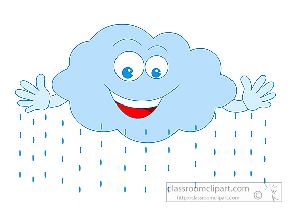 Penguin clipart rain Cliparting Rain animated com rain