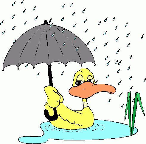 Thunderstorm clipart rainy day Clipart Rain clip Rain clipart