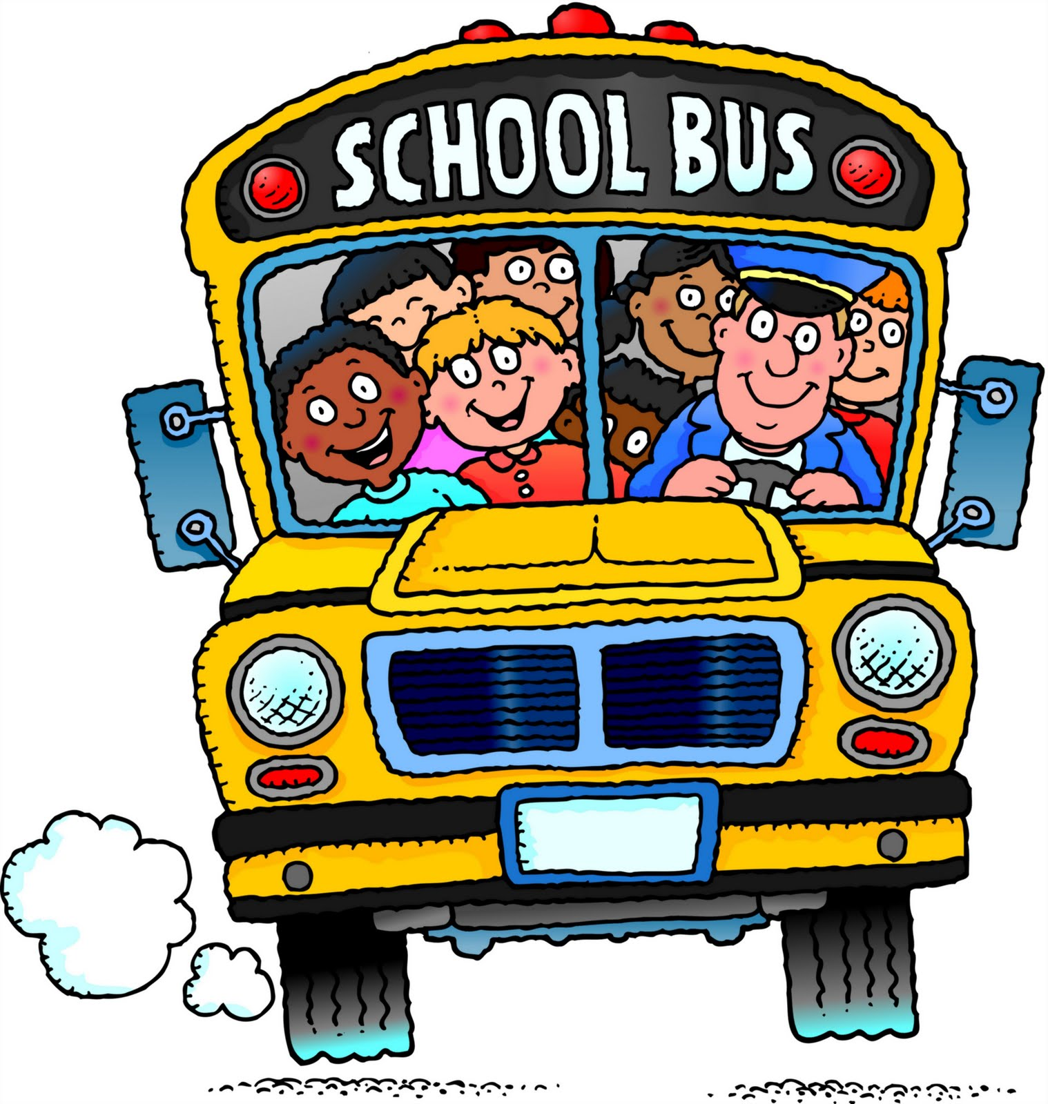 Moving clipart school bus Free Free Clip Bus Cliparts