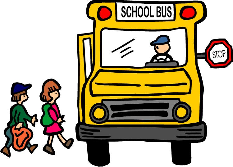 Moving clipart school bus Art School Clipart Stop Clip