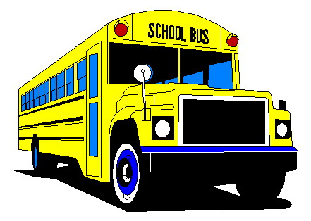 Moving clipart school bus Free Art Clipart Bus Clip