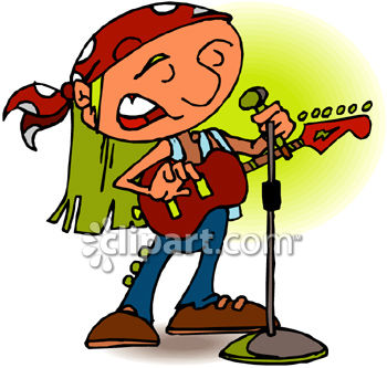 Singer clipart animated Guitar Sing Tiny 0909 #2426_Man_Singing_And_Playing_Acoustic_Guitar__clipart_image