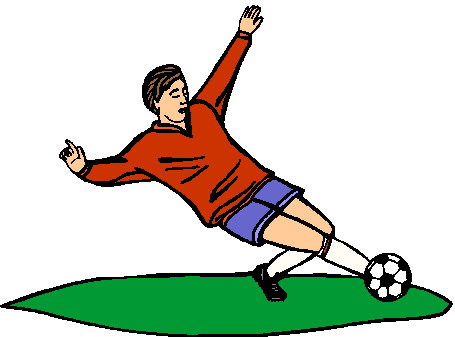 Moving clipart soccer Clip and Gifs Download Art