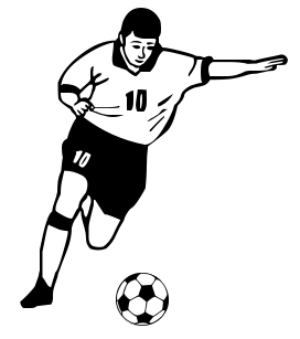 Moving clipart soccer Soccer Animated  Clipart