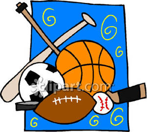 Moving clipart sport Sports Clipart of Sports Animated