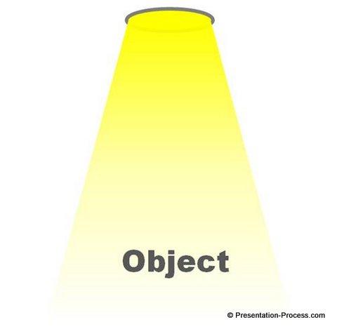 Moving clipart spotlight Spotlight Final in Graphic PowerPoint