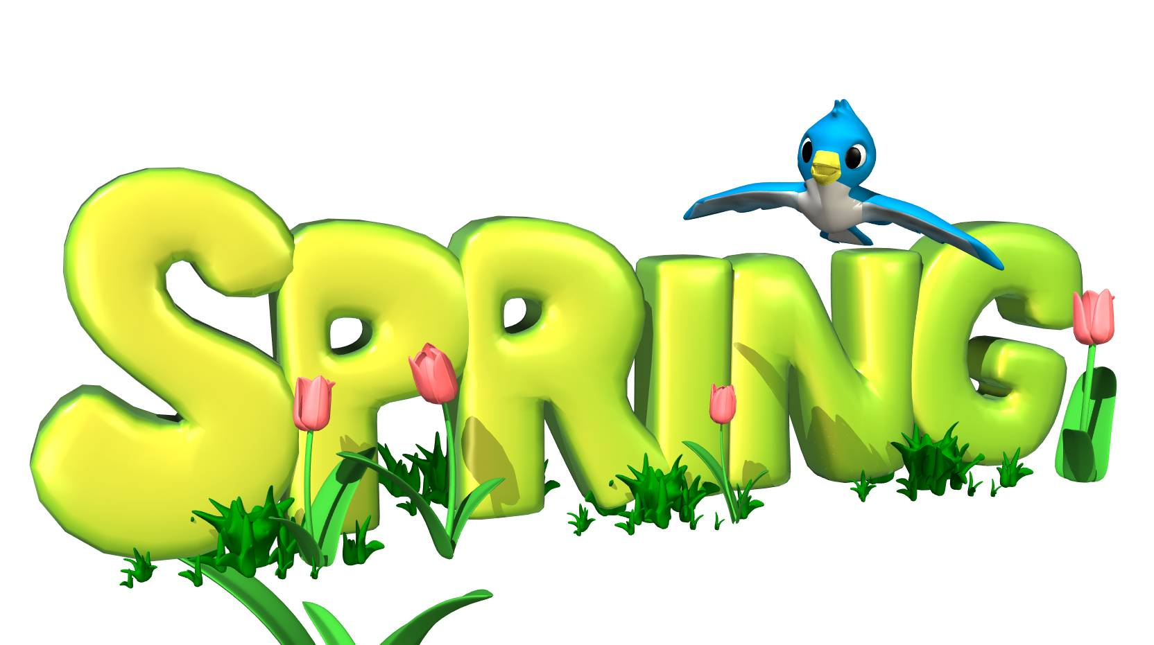 Moving clipart spring #14