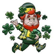 Moving clipart st patricks day #9