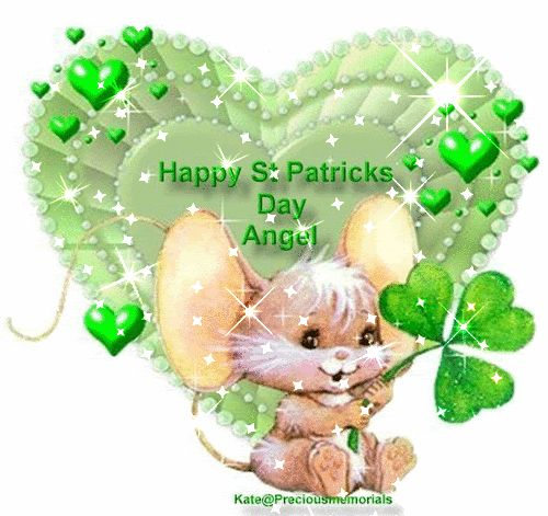 Moving clipart st patricks day #13
