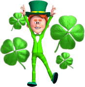 Moving clipart st patricks day #8