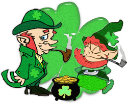 Moving clipart st patricks day #15
