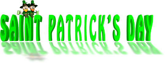 Moving clipart st patricks day #14