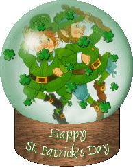 Moving clipart st patricks day #7