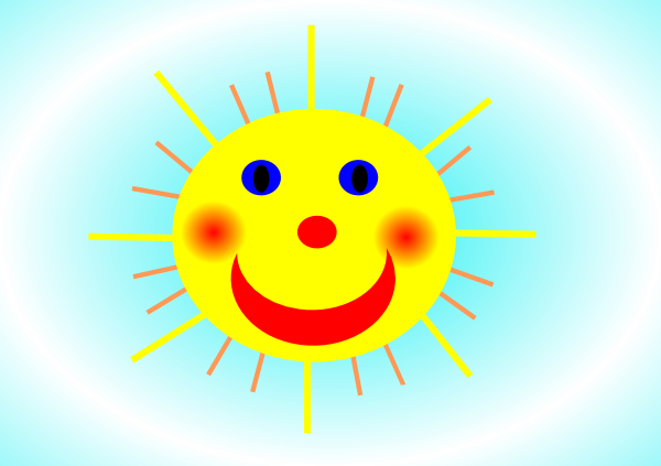 Moving clipart summer Free Animated Art Free Summer