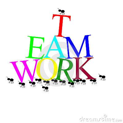 Moving clipart teamwork #14