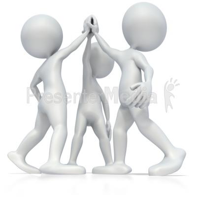 Moving clipart teamwork #7
