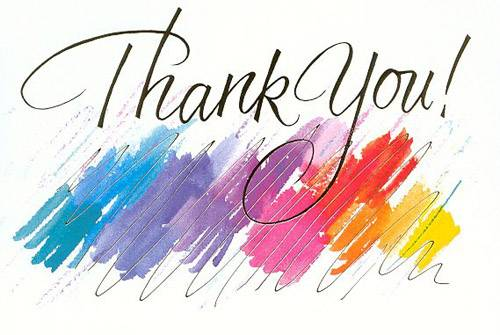 Moving clipart thank you Clipart Thank you  art