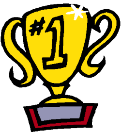 Oscar clipart best actor award 1st  Clipart Trophy Place