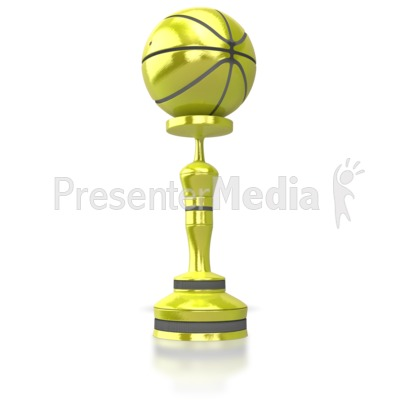 Moving clipart trophy Ball bounce ID# 5946 Trophy