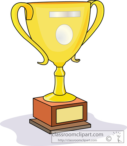 Moving clipart trophy Size: Search Trophy for Gold