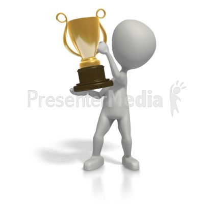 Moving clipart trophy Big Stick Stick Trophy Figure