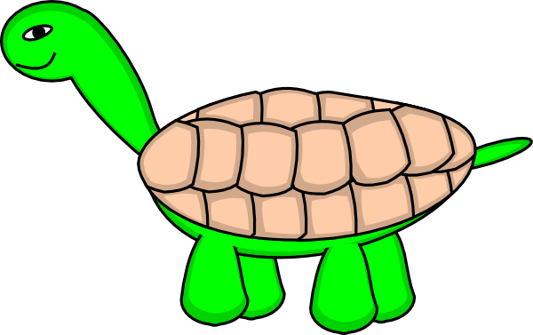 Moving clipart turtle Online clip Art at vector