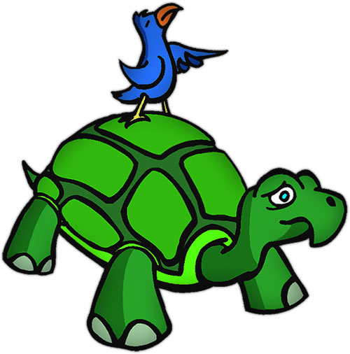 Moving clipart turtle Animations Free a Turtle Clipart